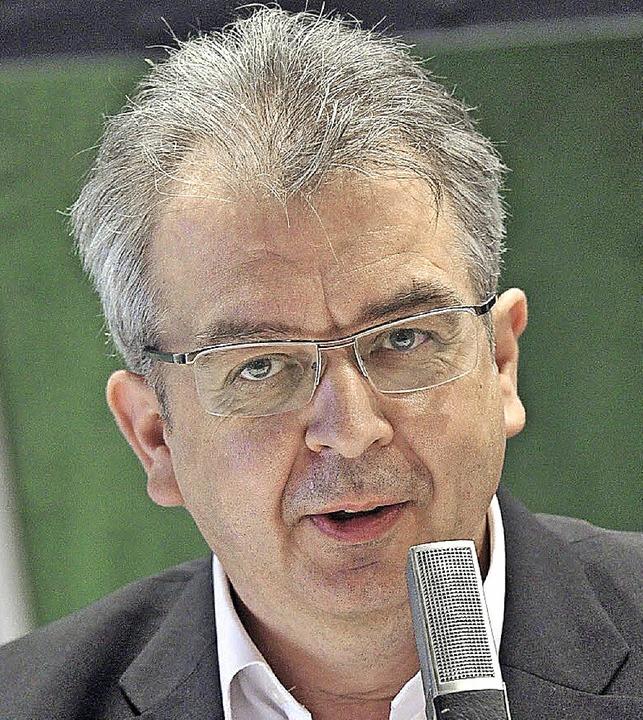 Tilo Levante, FDP  | Foto: Volker Münch