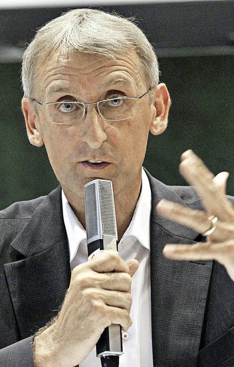 Armin Schuster, CDU  | Foto: Volker Münch