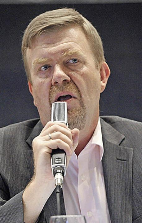 Thomas Mengel, SDP  | Foto: Volker Münch
