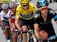 Tour de France: Froome schwächelt – und profitiert
