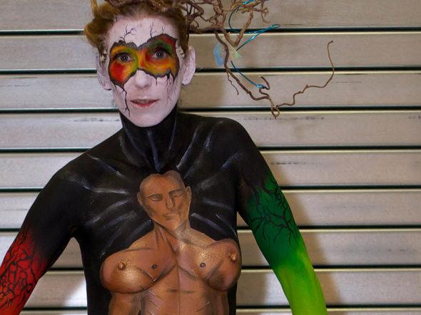 In Australien knnen Sie nackt ins Museum gehen: Kunst