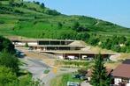 Fotos: Fritz Keller hat sein neues Weingut in Oberbergen er�ffnet