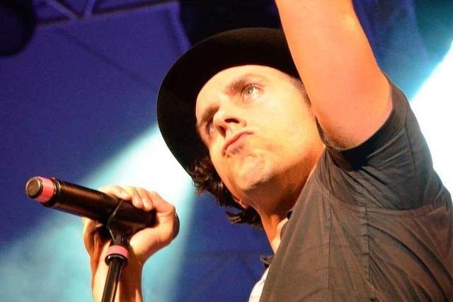 Fotos: Maximo Park beim Stimmenfestival in Lörrach