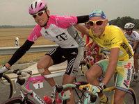 Ullrich, Zabel und Pantani bei der Tour 1998 mit Epo gedopt