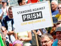 Protestzüge gegen Internet-Überwachung im Südwesten
