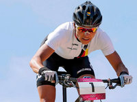 Sabine Spitz glückt zweiter Weltcupsieg