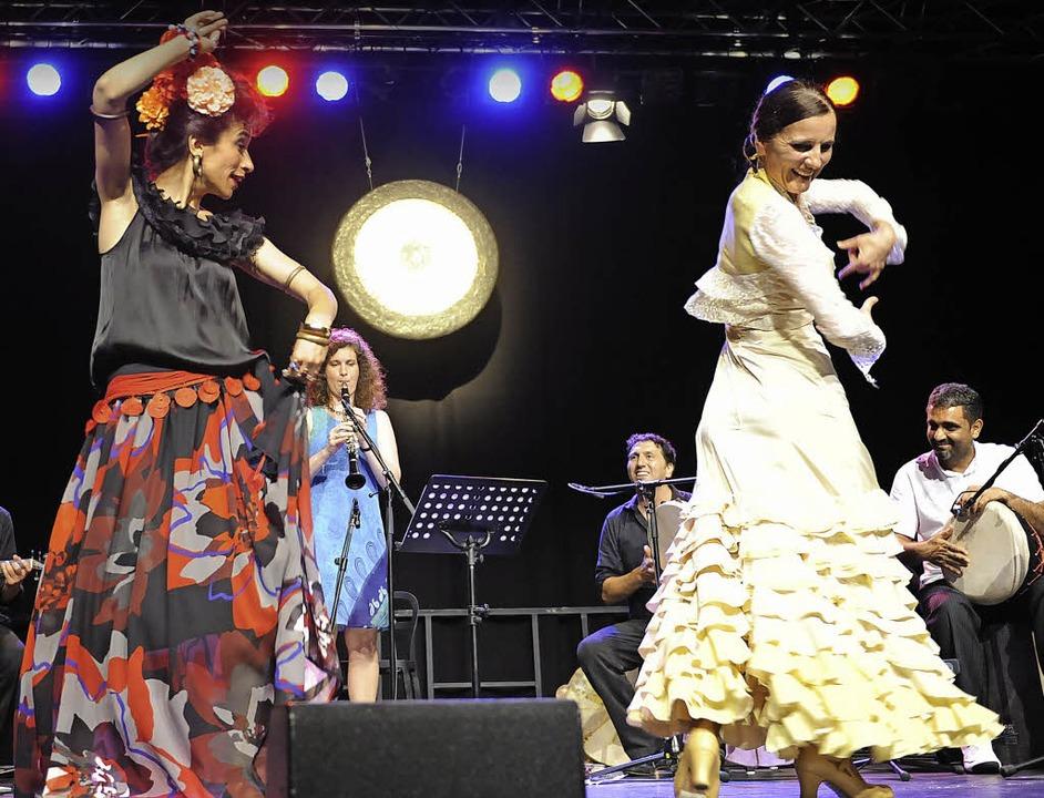 Tamburi Munde: Turkish Gipsy Night  | Foto: Ellen Schmauss