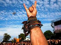Mehr als 75 000 Metal-Fans feierten in Wacken