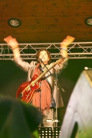Alan Parsons Live Project sorgte beim Open Air im Kurpark für begeisterte Fans.