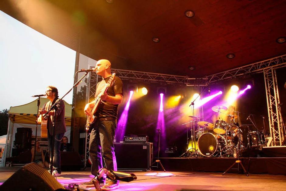 Alan Parsons Live Project sorgte beim Open Air im Kurpark für begeisterte Fans. (Foto: Hans Jürgen Kugler)