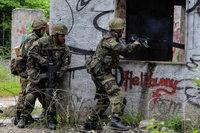 Wie Soldaten in Hartheim für Afghanistan trainieren