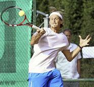 Ein Tennisereignis mit Happy End