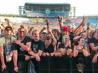 Tausende Besucher rocken auf neuem Hockenheimring-Festival
