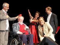 Der Konzertveranstalter Fritz Rau ist tot