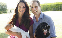 """""""Frechdachs"""" George hält William und Kate auf Trab"""
