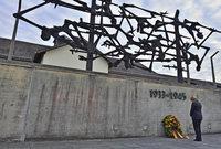 Merkel besucht KZ Dachau