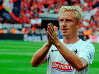 Hanke wird dem SC Freiburg in Hoffenheim wohl fehlen