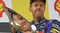 """Vettel: """"Das Auto lief wie eine Rakete"""""""