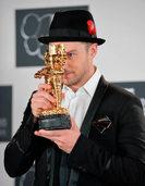 Fotos: Justin Timberlake r�umt bei MTV Awards ab