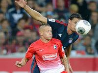 """SC Freiburg """"siegt"""" mit 1:1 gegen den FC Bayern"""