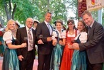 Fotos: Das Breisacher Weinfest ist eröffnet