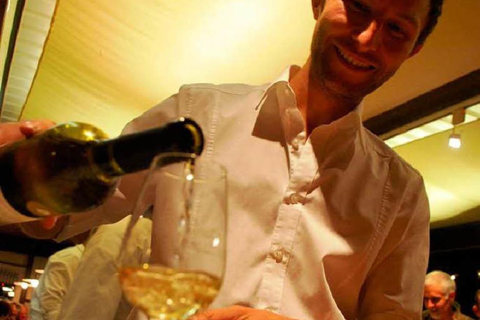 Impressionen vom Breisacher Weinfest (Foto: Benjamin Bohn)