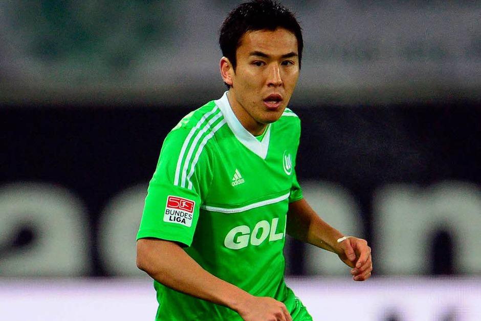 Makoto Hasebe: Vom VfL Wolfsburg zum 1. FC Nürnberg (Foto: A3794/_Peter Steffen)