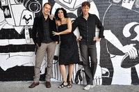Bossarenova Trio: Wo Jobim und Chopin sich treffen