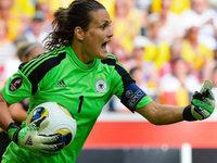 Angerer ist Europas Fußballerin des Jahres
