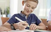 Dieser Stift vibriert bei Rechtschreibfehlern