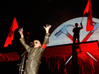 "Roger Waters wird siebzig – und k�mpft f�r ""The Wall"""