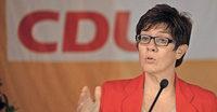 Wie war's bei .. . Ministerpräsidentin des Saarlands, Annegret Kramp-Karrenbauer?