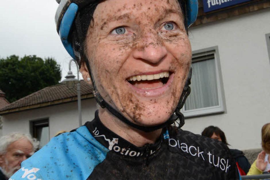 Andrea Meier, Siegerin über 120 Kilometer (Foto: Patrick Seeger)