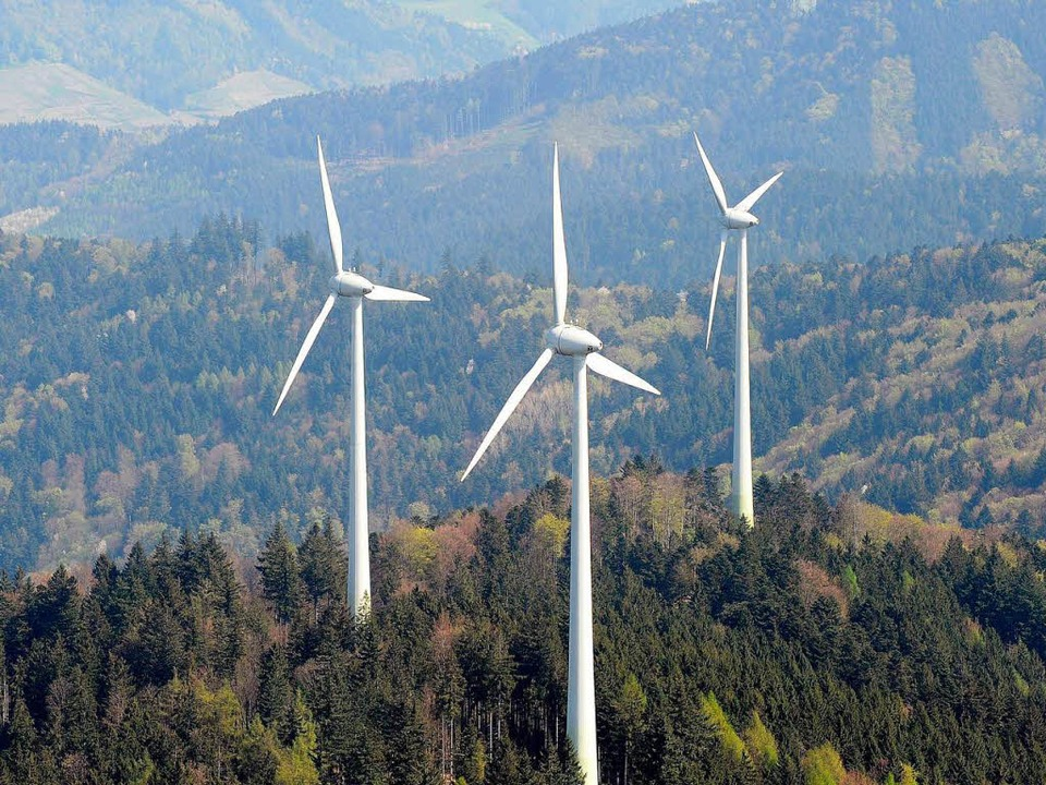 Der Südwesten verfügt über 2.800 geeig...ssungen und Naturschutz (LUBW) hervor.    Foto: dapd