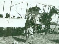 Vor 100 Jahren landete Artur Faller auf dem Feldberg
