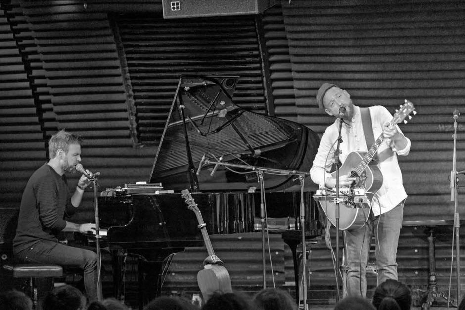 TVnoir im Jazzhaus (Foto: Florian Forsbach)