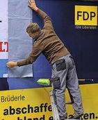 Die Bundespolitiker schauen gespannt auf Bayern