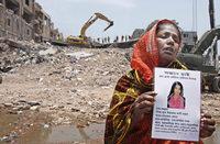 Aktivistin Kirsten Clodius über Entschädigungen nach Fabrikunglück in Dhaka