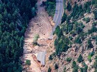 Unwetter wüten in Colorado und in Mexiko