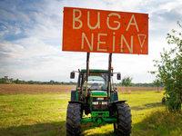 Wutbürger machen gegen Buga 23 mobil