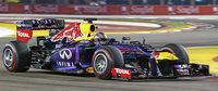Vettel fährt der Konkurrenz davon