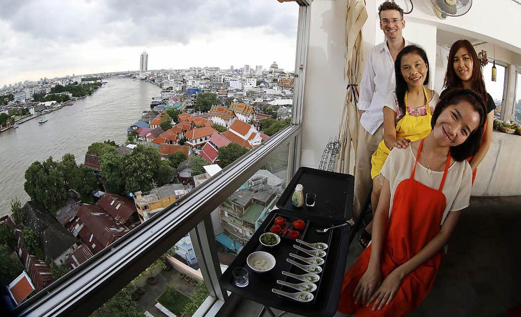 das wohnzimmer-restaurant eines wieners ist der renner - panorama