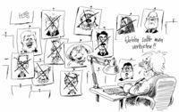 Was Karikaturisten nicht mehr witzig finden...