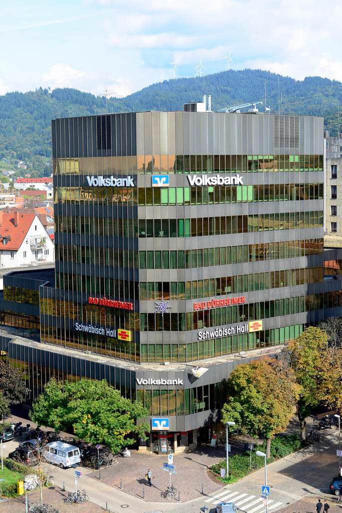 volksbank hochhaus in freiburg abriss oder sanierung. Black Bedroom Furniture Sets. Home Design Ideas
