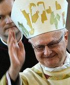 Er ist jetzt der Verwalter, nicht mehr der Erzbischof