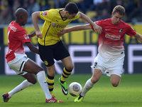 Freiburg kassiert 0:5-Klatsche in Dortmund