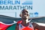 Fotos: Kenianer Kipsang läuft Weltrekord beim Berlin-Marathon