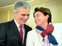 Österreich bestätigt die Große Koalition