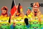Fotos: Schrill und bunt – die Olympia-Kleidung für 2014