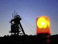 Gasexplosion tötet drei Bergleute